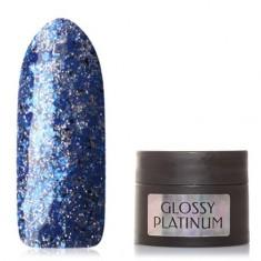 IRISK, Гель-лак Glossy Platinum №15