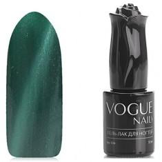Vogue Nails, Гель-лак Кошачий глаз, Благородный изумруд