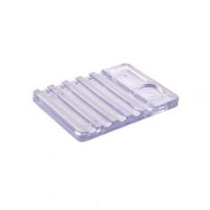 TNL, Подставка для кистей, прозрачная TNL Professional