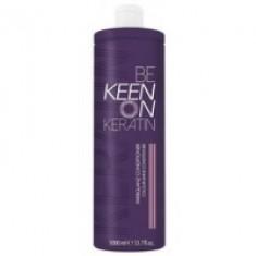 Keen Keratin Farbglanz Conditioner - Кондиционер для волос, Стойкость цвета, 1000 мл Keen (Германия)