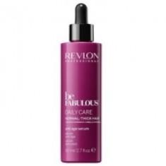 Revlon Professional Be Fabulous C.R.E.A.M. Anti-Age Serum - Антивозрастная сыворотка для нормальных, густых волос, 80 мл Revlon Professional (Испания)