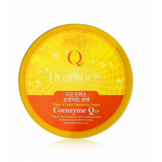 крем для лица очищающий deoproce premium clean & deep cleansing cream