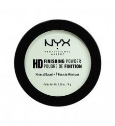 NYX PROFESSIONAL MAKEUP Пудра High Definition Finishing Powder - Mint Green 03