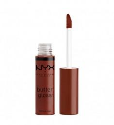 NYX PROFESSIONAL MAKEUP Блеск для губ, тающий на губах Butter Lip Gloss - Raspberry Pavlova 33