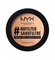 NYX PROFESSIONAL MAKEUP Финишная пудра #nofilter Finishing Powder Classic Tan 10
