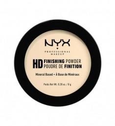 NYX PROFESSIONAL MAKEUP Пудра High Definition Finishing Powder - Banana 02