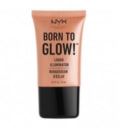 NYX PROFESSIONAL MAKEUP Хайлайтер Born To Glow Liquid Illuminator - Gleam 02