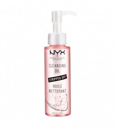 NYX PROFESSIONAL MAKEUP Ультралегкое очищающее масло Stripped Off Cleansing Oil 06