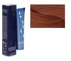 ESTEL PROFESSIONAL 8/34 краска для волос, светло-русый золотисто-медный / DELUXE 60 мл
