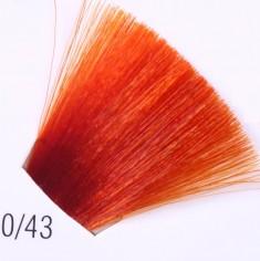 WELLA PROFESSIONALS 0/43 краска для волос, красный золотистый / Koleston Perfect ME+ 60 мл
