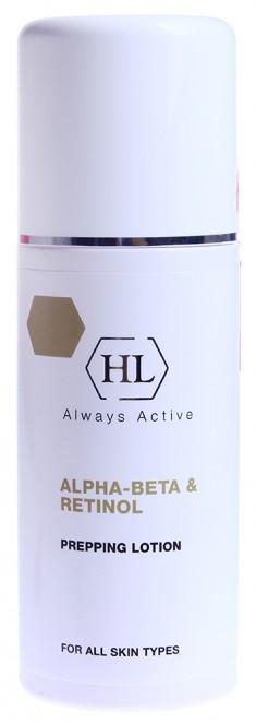 HOLY LAND Лосьон подготовительный / Prepping Lotion ALPHA-BETA 250 мл