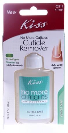 KISS Средство для удаления кутикулы / Cuticle Remover 30 мл