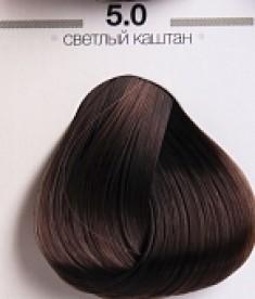 ESTEL PROFESSIONAL 5/00 краска для волос, светлый шатен (для седины) / ESSEX Princess 60 мл