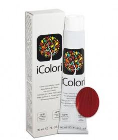 KAYPRO 7.666 краска для волос, блондин красный экстра интенсивный / ICOLORI 90 мл