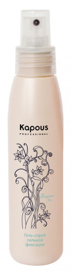 KAPOUS Гель-спрей сильной фиксации для волос / Gel-spray Strong Styling 100 мл