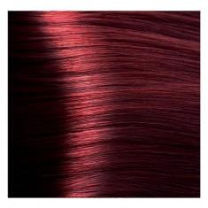 KAPOUS 6.66 крем-краска для волос / Hyaluronic acid 100 мл