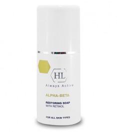 HOLY LAND Мыло / Restoring Soap ALPHA-BETA 110 мл