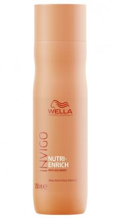 Wella Invigo Nutri-Enrich Ультрапитательный шампунь 250мл