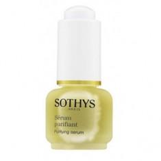 Сотис (Sothys) Oily Skin Сыворотка очищающая себорегулирующая 20х2