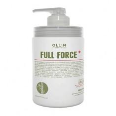 Ollin Professional FULL FORCE Маска для волос и кожи головы с экстрактом бамбука 650мл