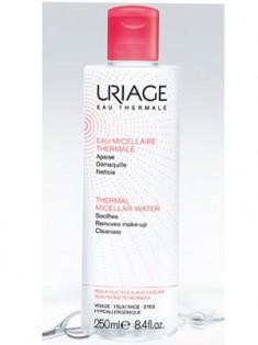 Uriage (Урьяж) Розельян Очищающая мицеллярная вода для кожи склонной к покраснениям 250 мл