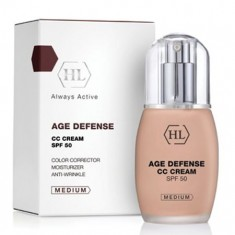 Holy Land Age Defense CC Cream SPF 50 Medium корректирующий крем 50мл