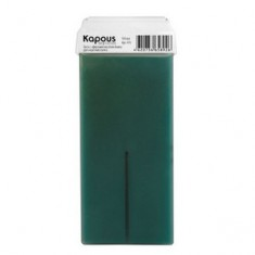 Жирорастворимый воск с экстрактом алоэ с широким роликом, 100 мл (Kapous Professional)