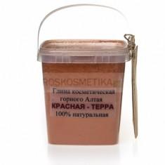 Алтайская красная глина, 1 кг (R-cosmetics)