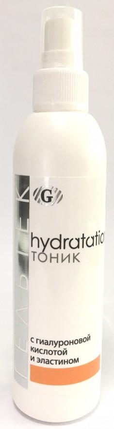 ГЕЛЬТЕК Тоник с гиалуроновой кислотой и эластином / Hydratation 200 г