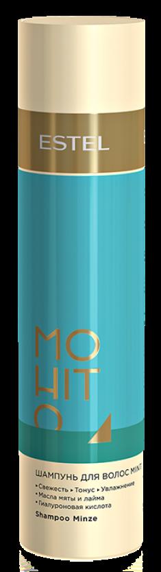ESTEL PROFESSIONAL Шампунь для волос Мята / MOHITO 250 мл