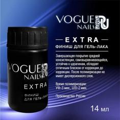 Vogue Nails, Топ для гель-лака Extra, 14 мл