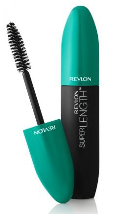 REVLON Тушь удлиняющая водостойкая для ресниц 151 / Mascara Super Length Wp Blackest black