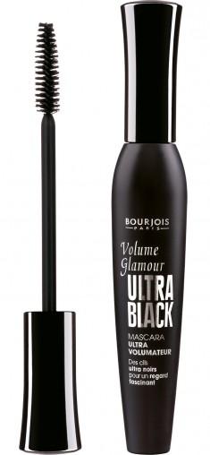 BOURJOIS Тушь увеличивающая объем ресниц 61 / Volume Glamour Ultra Black