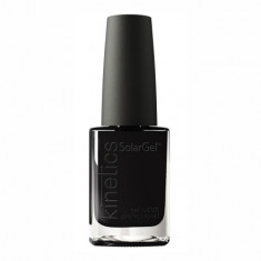 Kinetics, Лак для ногтей SolarGel №188, Jet black