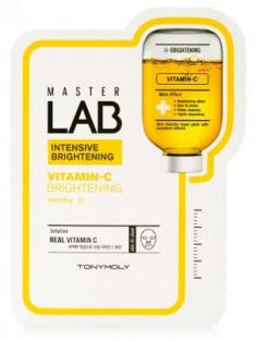 Маска для лица с витамином С TONY MOLY Master Lab vitamin C mask sheet 19г