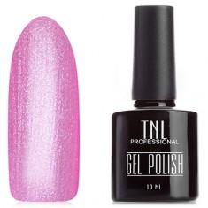 TNL, Гель-лак №108, Розовый блеск TNL Professional