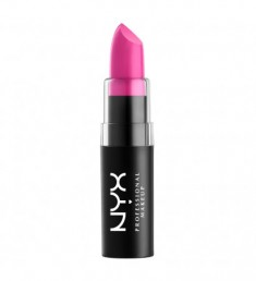 NYX PROFESSIONAL MAKEUP Матовая помада Matte Lipstick - Shocking Pink 02
