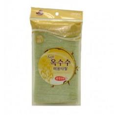 мочалка для душа sungbo cleamy clean & beauty corn shower towel