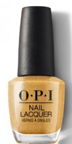 Лак для ногтей OPI HOL18 Nail Lacquer Dazzling Dew Drop HRK05