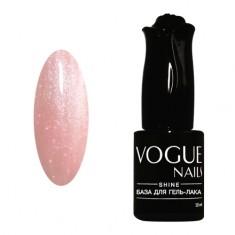 Vogue Nails, База Shine №1, 10 мл