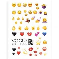 Vogue Nails, Слайдер-дизайн №15