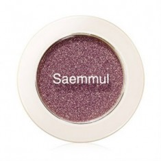 Тени для век мерцающие THE SAEM Saemmul Single ShadowShimmer PP01 2гр