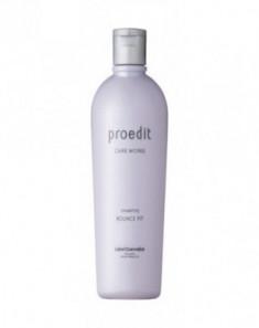 Шампунь для мягких волос Lebel PROEDIT SHAMPOO BOUNCE FIT 300 мл.