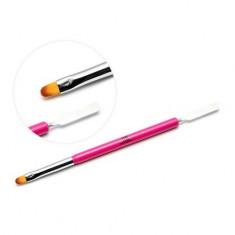 TNL, Кисть-шпатель, ярко-розовая TNL Professional