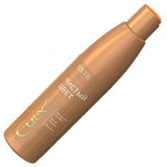 бальзам curex color intense чистый цвет для медных оттенков волос 250мл. estel 1/10 Estel Professional