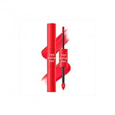 Тинт для губ двойной THE SAEM Two Texture Tint RD01 Half&Half Red 8гр