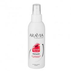 Лосьон для замедления роста волос с экстрактом арники Aravia Professional 150 мл
