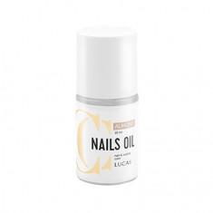 Lucas' Cosmetics, Масло для кутикулы CC Nails, миндаль, 30 мл