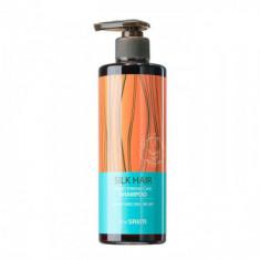 Шампунь для волос с арганой THE SAEM SILK HAIR Argan Intense Care Shampoo 380гр