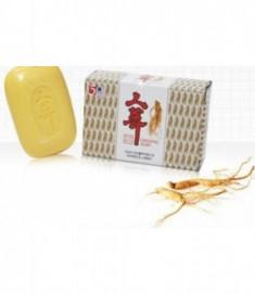 Мыло туалетное женьшень Clio Ginseng soap 100g